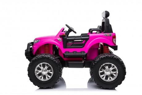 Pre-Order Licensed Ford Ranger Monster Truck Painted Hot Pink 31/09/19-7
