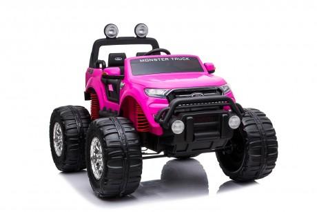 Pre-Order Licensed Ford Ranger Monster Truck Painted Hot Pink 31/09/19-8