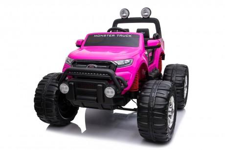 Pre-Order Licensed Ford Ranger Monster Truck Painted Hot Pink 31/09/19-9