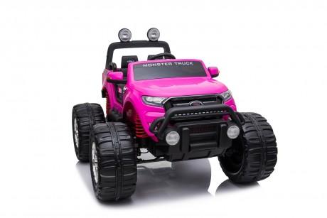 Pre-Order Licensed Ford Ranger Monster Truck Painted Hot Pink 31/09/19-11