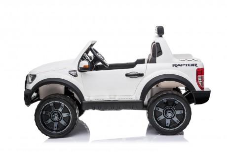 New Licensed White Ford Raptor -3