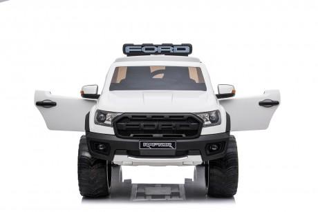 New Licensed White Ford Raptor -6