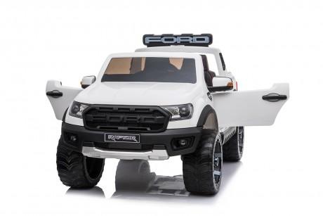 New Licensed White Ford Raptor -7