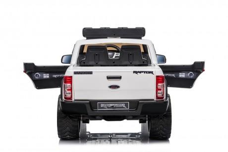 New Licensed White Ford Raptor -8