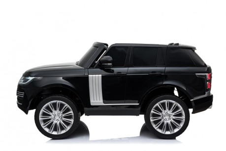 New 2019 Licensed Range Rover Painted Black-8