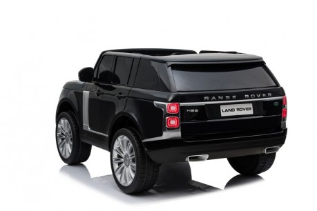 New 2019 Licensed Range Rover Painted Black-10