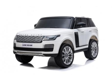 2019 New Licensed Range Rover White -2