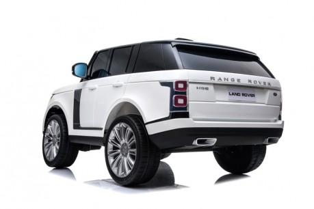 Licensed Range Rover White In Stock -18