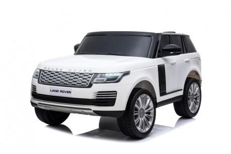 2019 New Licensed Range Rover White -1