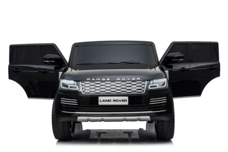 New 2019 Licensed Range Rover Painted Black-4