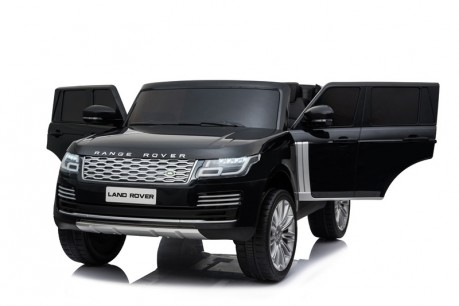 New Licensed Range Rover Painted Black In Stock-5
