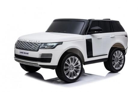 Licensed Range Rover White In Stock -4