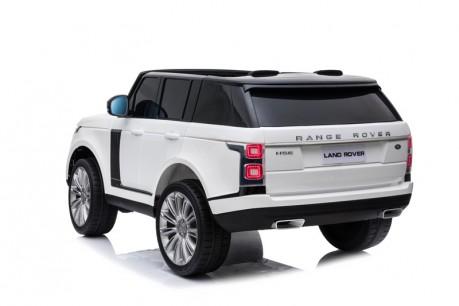 Licensed Range Rover White In Stock -12