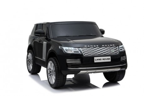 New Licensed Range Rover Painted Black In Stock-2