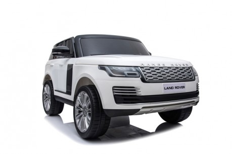 2019 New Licensed Range Rover White -6