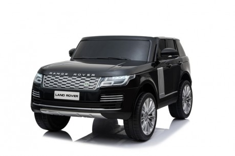 New 2019 Licensed Range Rover Painted Black-1