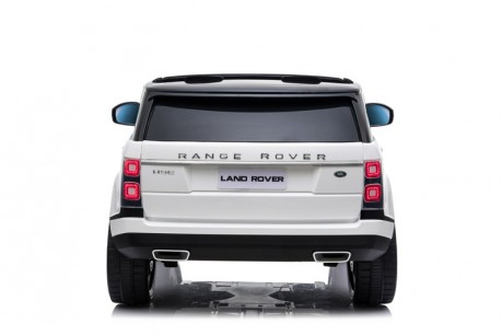 2019 New Licensed Range Rover White -12