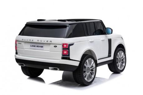 2019 New Licensed Range Rover White -11