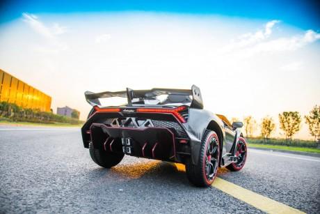 Pre -Order New Lamborghini Veneno 2 Seater Painted Metallic Black  ETA 20/12/2020-2