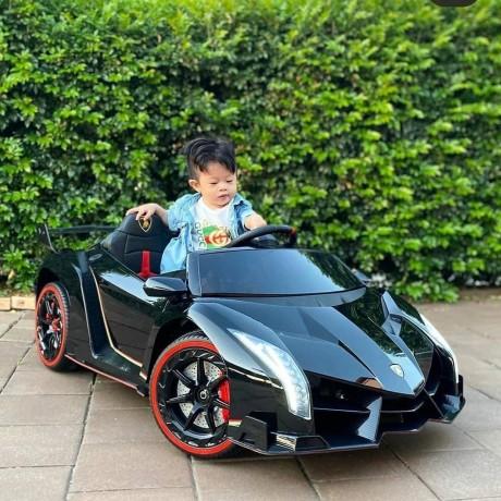 Pre -Order New Lamborghini Veneno 2 Seater Painted Metallic Black  ETA 20/12/2020-3