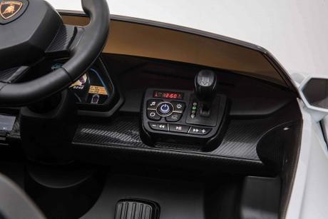 New Lamborghini Veneno 2 Seater Painted Metallic Grey