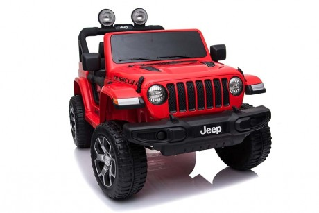 Pre- Order 2019  Licensed Red Jeep Rubicon  2/12/19-12