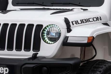 Pre- Order 2019  Licensed White Jeep Rubicon   2/12/19-31