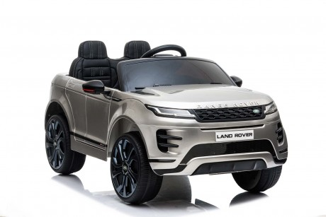Licenced Land Rover Evoque Painted Grey with Mp4