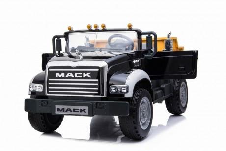 New Mack Dump Truck Painted Black with 2 x 45watt motors