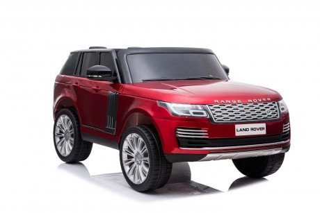 New 2019 Licensed Range Rover Painted Wine Red kids electric ride on toy car 2 seater