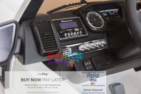 Licensed Metallic Blue Ford Ranger Wildtrak In Stock -10