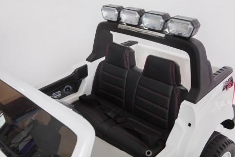 Licensed White Ford Ranger Wildtrak In Stock -15