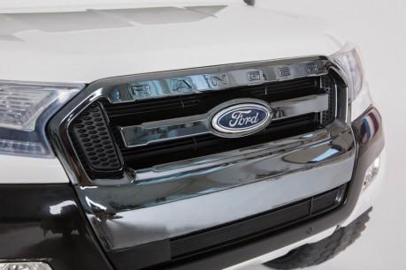 Licensed White Ford Ranger Wildtrak In Stock -8