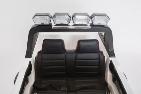 Licensed White Ford Ranger Wildtrak In Stock -17