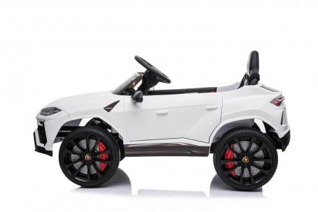 2021 New Licensed White Lamborghini Urus 12 Volt 2 x 35-watt Motors