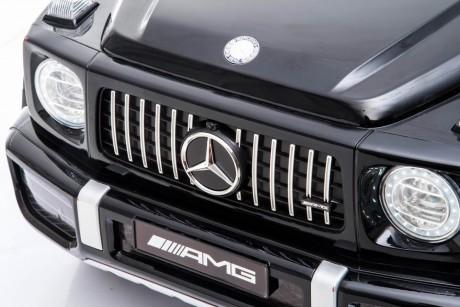 New Licensed Mercedes G63 AMG Painted Black -21