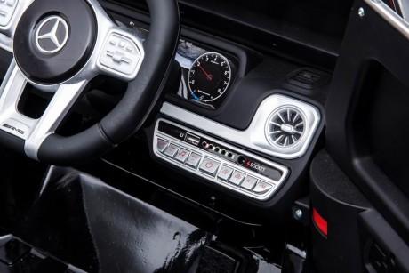 New Licensed Mercedes G63 AMG Painted Black -23