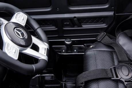 New Licensed Mercedes G63 AMG Painted Black -24