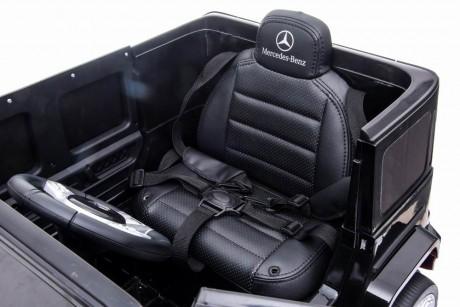 New Licensed Mercedes G63 AMG Painted Black -25