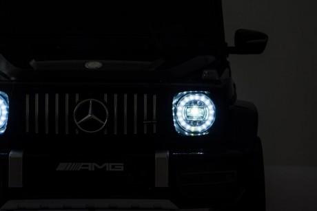 New Licensed Mercedes G63 AMG Painted Black -31