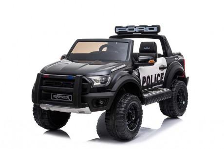 Licensed Ford Ranger Police RAPTOR Painted Black 12Volt In Stock-3
