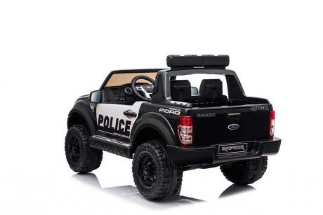 Licensed Ford Ranger Police RAPTOR Painted Black 12Volt In Stock-5