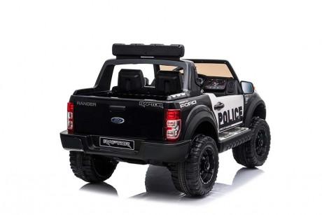 Licensed Ford Ranger Police RAPTOR Painted Black 12Volt In Stock-7