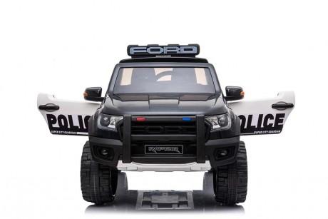 Licensed Ford Ranger Police RAPTOR Painted Black 12Volt In Stock-9