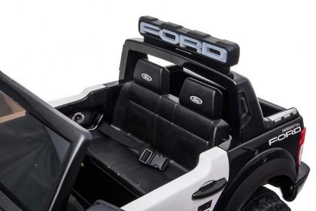 Licensed Ford Ranger Police RAPTOR Painted Black 12Volt In Stock-19