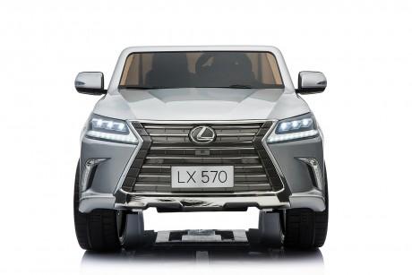 Pre- Order licensed Lexus LX- 570 Metallic Silver 18/12/19 -2