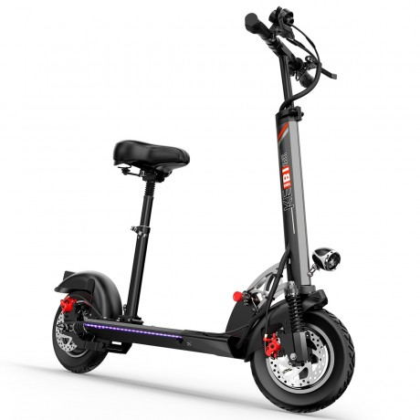 2021 Electric Scooter with 400 Watt Brushless Motor-1