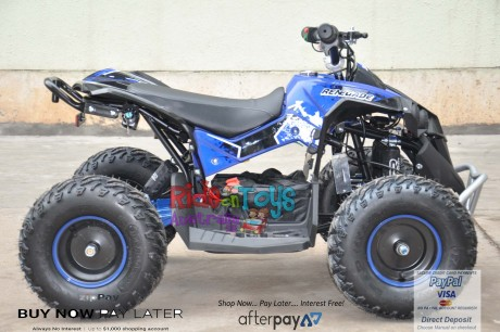 Pre-Order Renegade Blue 48V/1060 watt Motor Shaft Driven ETA 28/09/2020-7