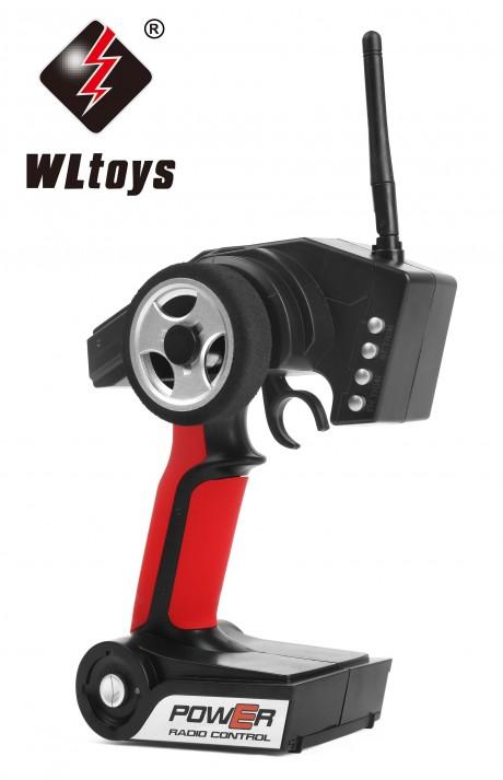 WLtoys A959-B Buggy 4 Wheel Drive 1:18 70 km/hr -8
