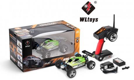 WLtoys A959-B Buggy 4 Wheel Drive 1:18 70 km/hr -2